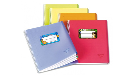 Notebook and book labels